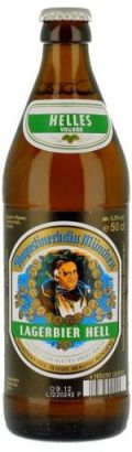 Augustiner Lagerbier Hell - Dortmunder/Helles