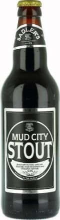 Sadlers Mud City Stout - Stout