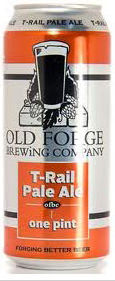 Old Forge T-Rail Pale Ale - American Pale Ale