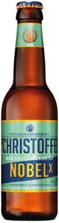 Christoffel Nobel - Strong Pale Lager/Imperial Pils