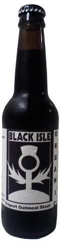 Black Isle Organic Export Oatmeal Stout  - Imperial Stout
