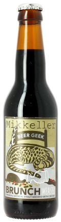 Mikkeller Beer Geek Brunch Weasel - Imperial Stout