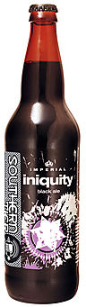 Southern Tier Iniquity - Black IPA