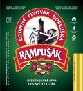 Rampuk 12 Kvasnicov Lek - Czech Pilsner/Sv&#283;tl