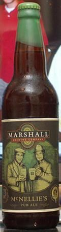 Marshall McNellies Pub Ale - Bitter