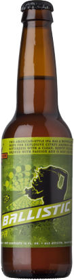 Ale Asylum Ballistic IPA - India Pale Ale &#40;IPA&#41;