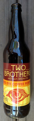 Two Brothers Red Eye Coffee Porter - Imperial/Strong Porter