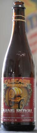 Cascade Sang Royal - Sour Red/Brown