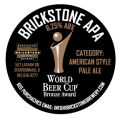 Brickstone Pale Ale - American Pale Ale