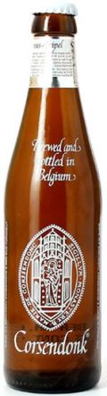 Corsendonk Agnus / Abbey Pale Ale - Abbey Tripel
