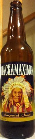Philadelphia Shackamaximum Stout - Imperial Stout