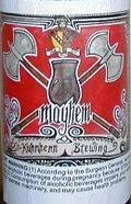 Kuhnhenn Mayhem Belgian Dark Strong Ale - Abt/Quadrupel