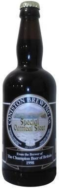 Coniston Special Oatmeal Stout