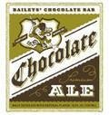 Baileys Chocolate Bar Chocolate Ale