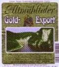 Sch�ff-Br�u Altm�hltaler Gold Export