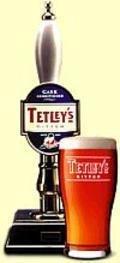 Tetleys Cask Bitter - Bitter