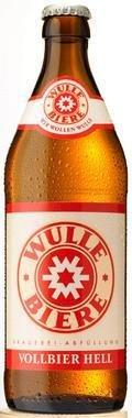 Wulle Biere Vollbier Hell
