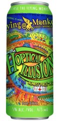 Flying Monkeys Hoptical Illusion Almost Pale Ale