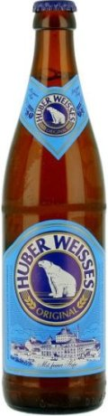 Huber Weisses Original - German Hefeweizen