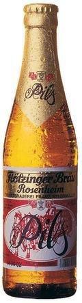 Fl�tzinger Br�u Rosenheim Pils