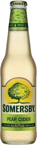 Somersby Pear Cider - Perry