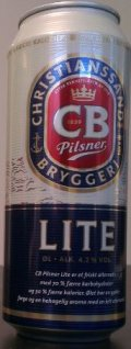 CB Pilsner Lite