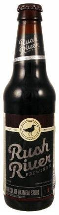 Rush River Nevermore Chocolate Oatmeal Stout