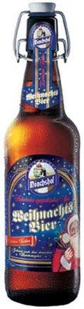 Kulmbacher M�nchshof Weihnachts Bier