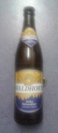 Waldhorn Hefeweissbier Hell