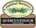 Oakleaf Quercus Folium