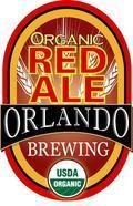 Orlando Brewing Organic Red Ale