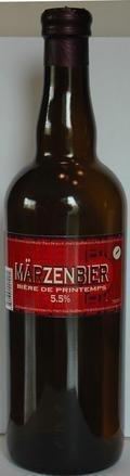 Les Brasseurs du Hameau M�rzenbier