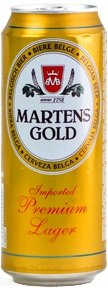 Martens Gold - Pale Lager