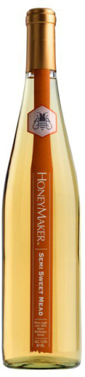 Maine Mead Works HoneyMaker Semi Sweet Mead