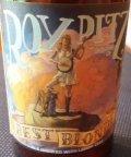 Roy Pitz Best Blonde Ale