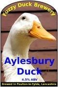 Fuzzy Duck Aylesbury Duck