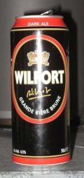 Wilfort Dark Ale (Nigeria)