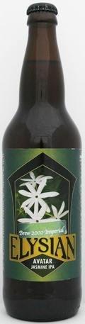 Elysian Avatar Jasmine IPA Brew 2000 Imperial