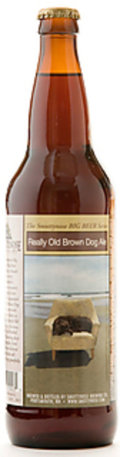 Smuttynose Really Old Brown Dog Ale (2009-) - Old Ale
