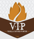 Hop Valley Vanilla Infused Porter (V.I.P.)