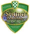 Yeovil Spring Forward - Bitter
