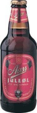 Aass Jule�l 4.5% - Amber Lager/Vienna