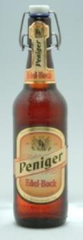 Peniger Edel-Bock - Dunkler Bock