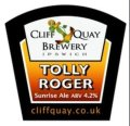 Cliff Quay Tolly Roger