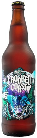 Driftwood Crooked Coast Amber Ale