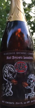 Bluegrass Nut Brown Lambic