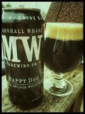 Marshall Wharf Happy Dog Coffee Porter