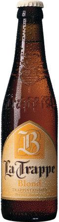 La Trappe Blond - Belgian Ale