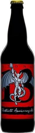 Stone 13th Anniversary Ale