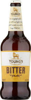 Young�s Bitter (Bottle conditioned - 4.5%)